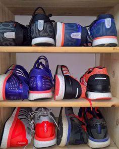 sale retailer 68547 b31a6 The Adizero Boost collection