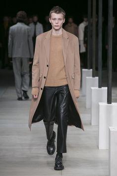 Sandro Fall 2016 Menswear Fashion Show