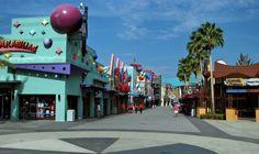 Downtown Disney West side