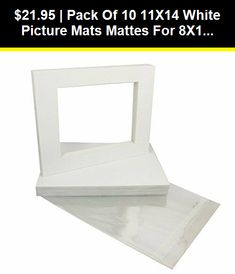 Pack of 5 11x14 Black /& Gold Double Picture Mats Mattes Matting Cut for 8x10 Pictures