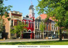 Medina, Ohio's historic Public Square