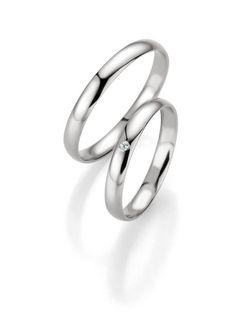 BREUNING Βέρες, στο www.GamosPortal.gr  #veres #weddingrings #gamosportal Eternity Ring, Silver Rings, Wedding Rings, Engagement Rings, Jewelry, Enagement Rings, Jewlery, Jewerly, Schmuck