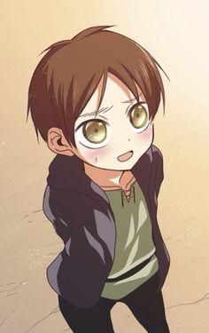 Eren, my baby