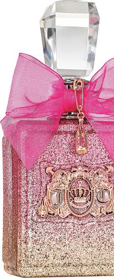 JUICY COUTURE Viva la juicy rose 200ml eau du parfum Luxury Fragrance - http://amzn.to/2iFOls8