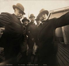 1910's First selfie photograph Vintage by Antiquephotoarchive