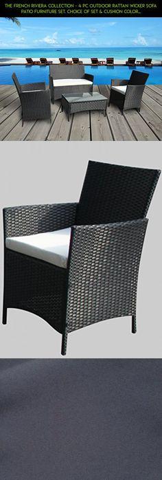 4 Piece Grey Rattan Patio Furniture Set #4 #tech #camera #plans