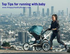 A Happy Healthy Mummy: Running with a buggy - the perfect combo!