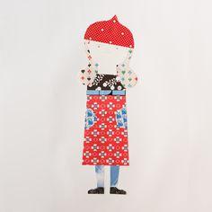 Paper Doll #112 - Ana Ventura Website