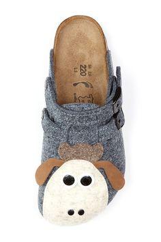 Animal Cork Sandal