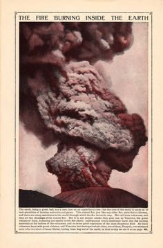 Mt Vesuvius, 1906