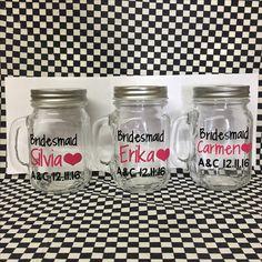Mason jar personalizado