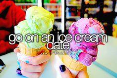 I LOVE ICE CREAM SO SO SO SO MUCH!