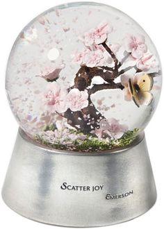Serenity Spheres Water Globe