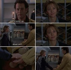 Sleepless in Seattle-Tom Hanks and Meg Ryan (Empire State Building)