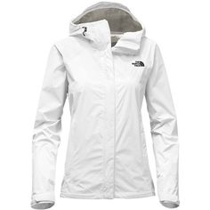 The North Face Women's Venture Jacket Black White - 2xl Shoes ($100) ❤ liked on Polyvore featuring shoes, boots, black, the north face shoes, black shoes, the north face, black white shoes and kohl shoes