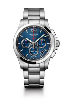 Talking with Longines Vice President Juan Carlos Capelli about the Conquest V.H.P. › WatchTime - USA's No.1 Watch Magazine