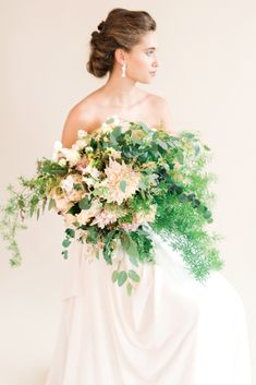 Soft & Dreamy Bridal Fashion Inspiration | Emma Pilkington 11