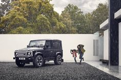 Overfinch Defender 40th Anniversary Edition