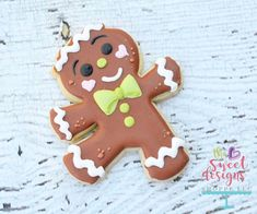 Christmas shortbread with candied orange and thyme - HQ Recipes Gingerbread Man Cookies, Christmas Sugar Cookies, Christmas Gingerbread, Gingerbread Houses, Christmas Ideas, Christmas Biscuits, Gingerbread Ornaments, Holiday Cookies, Christmas Desserts