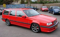 Volvo 855 R - I want it!