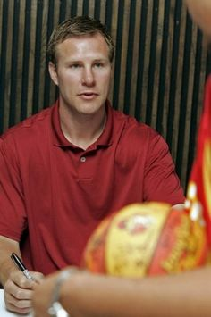 Former Iowa State men's basketball player Fred Hoiberg chatted with fans during autograph session for the fans at the Hilton Magic All-Star . Basketball Coach, Basketball Players, Iowa State Cyclones, House Divided, Boyfriends, Eye Candy, Pride, Fans, Magic