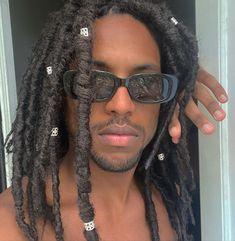 """le brésilien noir on Twitter: """"good changes must be made #fauxlocs… """" Faux Locs Hairstyles, Black Men Hairstyles, Twist Hairstyles, Faux Locs Men, Faux Dreads, Short Hair Lengths, Short Hair Styles, Dreadlocks Men, Beautiful Dreadlocks"""