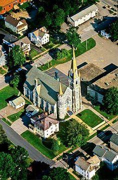 Church in Rutland, Vermont (2006)