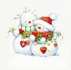 Warmth, comfort, creativity, handmade, scrapbooking. Anna Faistova .: New Year pictures. Baby on white background.