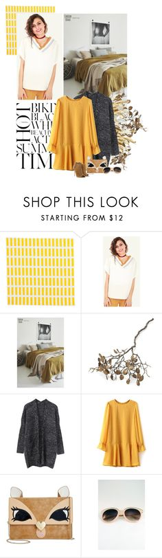 """""""ownthelooks 3"""" by lagomera ❤ liked on Polyvore featuring Artek, Crate and Barrel, Betsey Johnson, Michael Kors and ownthelooks"""