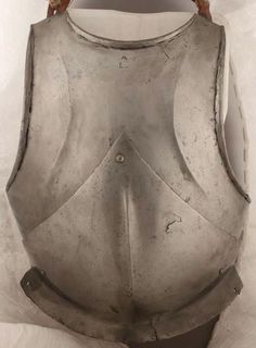 Italian-Made Infantry Breastplate c. 1470 Churburg 34