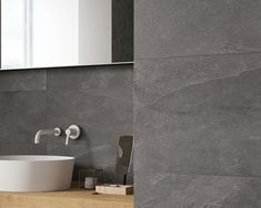 Elegant, austere slate reinterpreted by through exquisite details and surfaces. The Gentle Stone collection is available in a range of neutral and natural colours to create a calm and relaxing mood. Product — Gentle Stone⠀ Stone Slab, Stone Tiles, Porcelain Tiles, Interior Walls, Slate, Neutral, Calm, Range, Colours