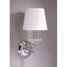 102 60 Laura Ashley Lighting Battersby Wall Sconce with Classic White  Shade in Satin NickelLaura Ashley light fittings   Living room   Pinterest   Lights  . Ashley Lighting. Home Design Ideas