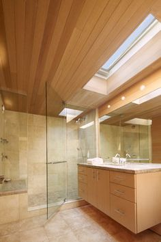 His And Hers Showers Design Ideas, Pictures, Remodel and Decor