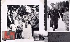 The remarkable images show the Nazi dictator and his henchmen. The album was seized as a souvenir by a British photographer who entered Hitler& bunker after he committed suicide there. German Soldiers Ww2, World War Ii, Wwii, Pop Culture, Germany, Album, Bunker, Mail Online, Daily Mail