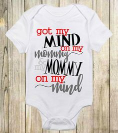 This Funny Baby Onesie will keep your baby as snug as a bug in this soft cotton Gerber Onesie®. This bodysuit can be machine-washed and dried! The bodysuit Unique Baby Gifts, Baby Boy Gifts, Baby Shower Gifts, Boy Onesie, Onesies, Baby Bodysuit, Laide, Cute Baby Clothes, Babies Clothes