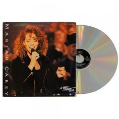 #MariahCarey – #MTV #Unplugged + 3 - #Laser #Disc #vinil #vinilrecords #trilhasonora #music #movies