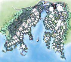 Landscape Plans, Fantasy Landscape, Landscape Design, Fantasy City Map, Fantasy Town, Hotel Bedroom Design, Rpg Map, Dungeon Maps, Map Design