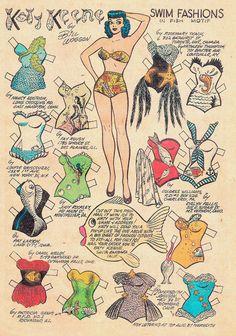 Katy Keene # 34 (1957)