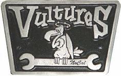 Vultures - Nor Cal Car Club Plaque