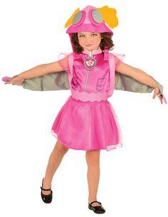 Paw Patrol Sky Costume | Wally's Party Factory #pawpatrol #sky #halloween #costume