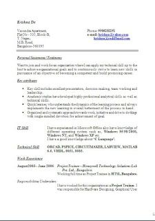 Resume With Profile Resume Examples It Professional  Sample