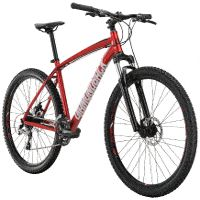 Diamondback Bicycles Overdrive Hardtail Mountain Bike with Wheels, Red - This was exactly what i needed at a reasonable price.This Diamondback Best Cheap Mountain Bike, Mountain Bikes For Sale, Mountain Bike Reviews, Folding Mountain Bike, Mountain Bicycle, Mountain Biking, Hardtail Mountain Bike, Mtb, Cycling