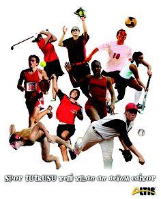 Spor tutkusu yeni yılda da devam ediyor.