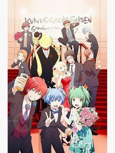 Sooo sad it ended. Ughhhh I'm gonna miss Koro-Sensei . T-T Congrats to class E on succeeding their mission. Koro-sensei would be proud. Anime Meme, Manga Anime, I Love Anime, All Anime, Me Me Me Anime, Assassination Classroom Karma, Karma Y Nagisa, Karma Kun, Classroom Memes