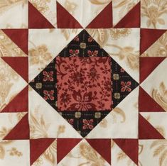 American Patchwork & Quilting Mystery Quilt | AllPeopleQuilt.com