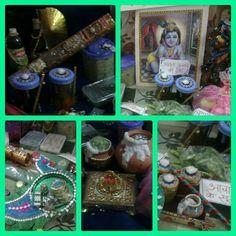 "Baby shower gifting food items decoration with"" kanhaiya"" theme"