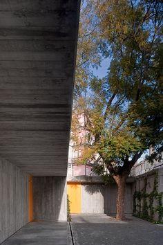Bak Gordon . Santa Isabel houses, Lisbon
