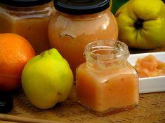 Novemberi lekvárfőzés: itt a narancsos birslekvár Hot Sauce Bottles, Java, Cantaloupe, Fruit, Food, Essen, Meals, Yemek, Eten