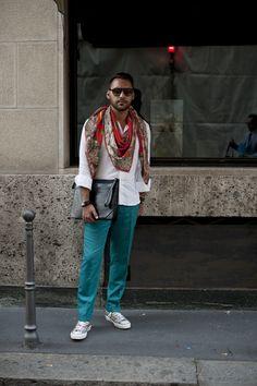 Street Style Milan Uomo