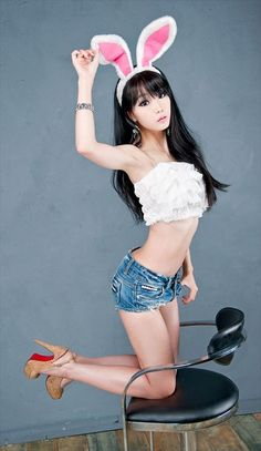 Im Soo Yeon - Lovely Bunny Girl